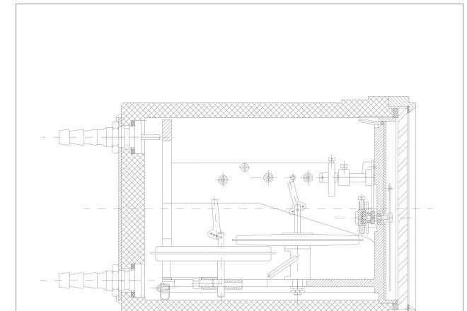 Чертежи в AutoCAD, оцифровка чертежей, исполнительная документация 1 - kwork.ru