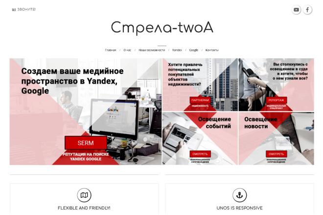 Сделаю идеальный баннер в стиле вашего сайта 2 - kwork.ru