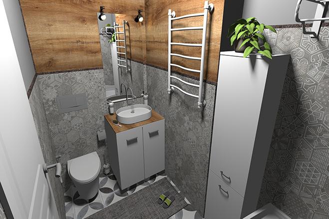 3d визуализация квартир и домов 4 - kwork.ru