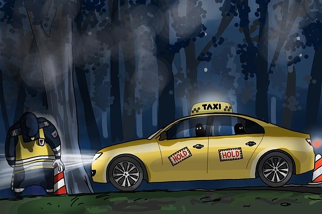 Одна иллюстрация к вашей рекламной или презентационной статье 18 - kwork.ru