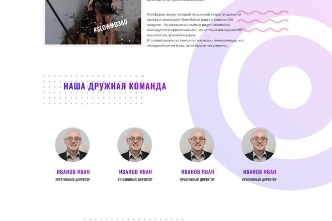 Уникальный дизайн сайта для вас. Интернет магазины и другие сайты 101 - kwork.ru