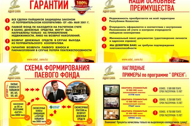 Создам листовку, флаер 19 - kwork.ru