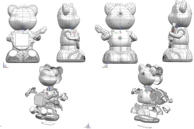 3D модели. Визуализация. Анимация 125 - kwork.ru