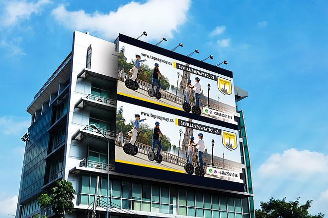 Разработаю дизайн наружной рекламы 72 - kwork.ru