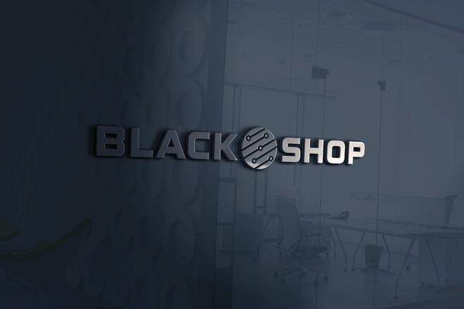 Создам современный логотип 87 - kwork.ru