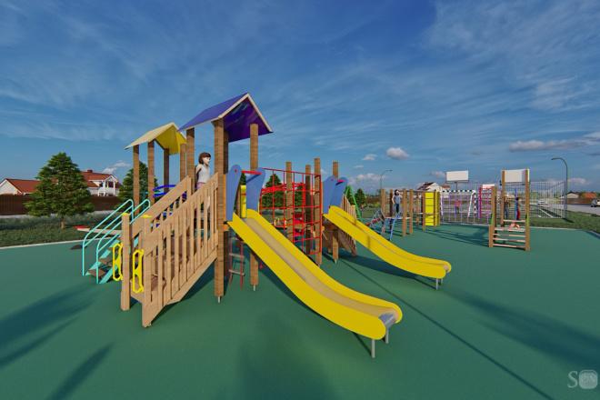 Фотореалистичная 3D визуализация экстерьера Вашего дома 193 - kwork.ru