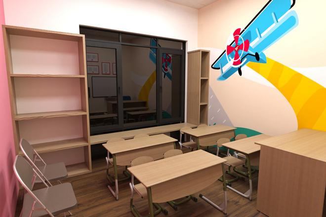 Визуализация интерьера 309 - kwork.ru