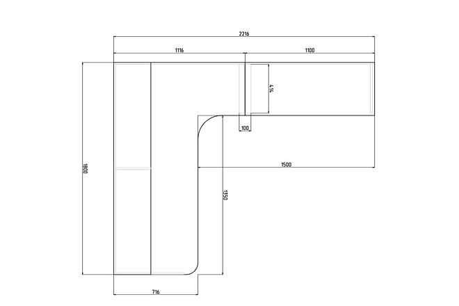 Конструкторская документация для изготовления мебели 118 - kwork.ru