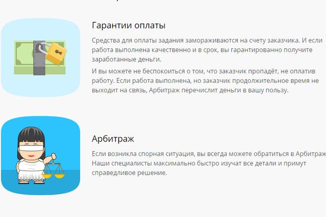 Создам биржу фриланса под ключ 3 - kwork.ru