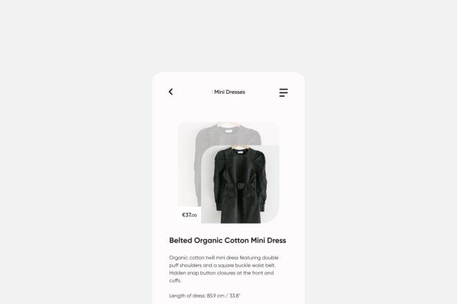 Разработка дизайна для вашего мобильного приложения 11 - kwork.ru