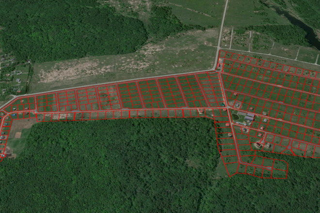 Выполню трехмерную модель местности 12 - kwork.ru