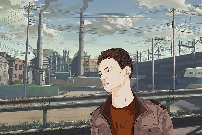 Нарисую портрет по фотографии 8 - kwork.ru