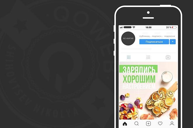 Сделаю продающий Instalanding для инстаграм 54 - kwork.ru