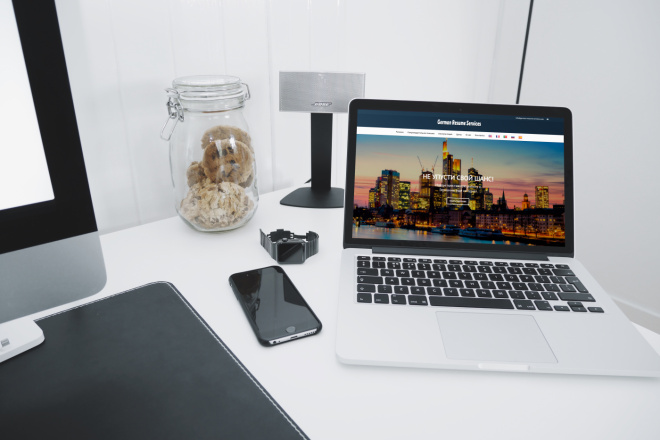 Создам современный сайт на Wordpress 1 - kwork.ru