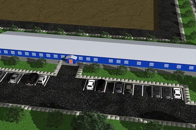 3D моделирование 4 - kwork.ru