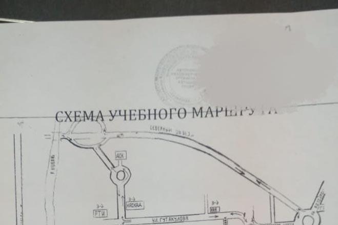 Отрисовка и оформление карт, схем 3 - kwork.ru
