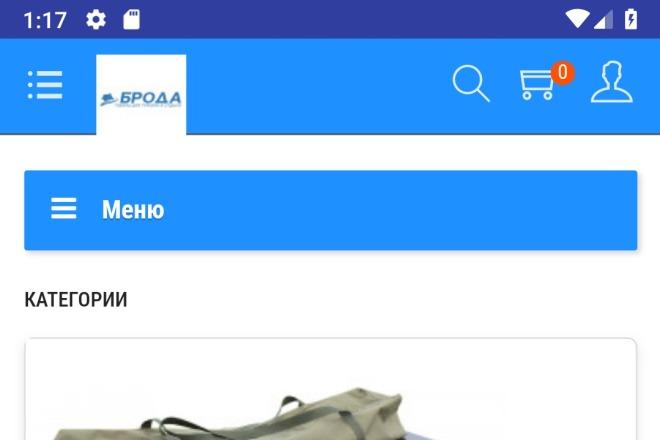 Android приложение для сайта 14 - kwork.ru