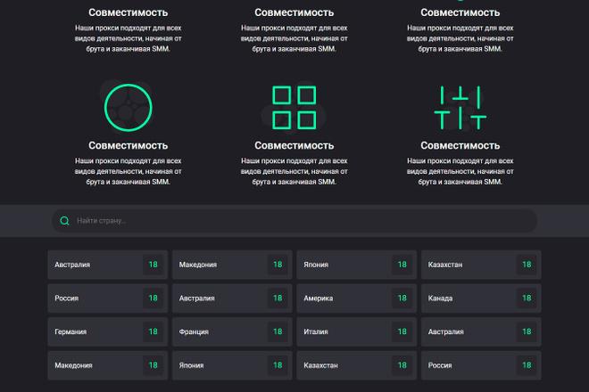 Профессиональная Верстка сайтов по PSD-XD-Figma-Sketch макету 2 - kwork.ru