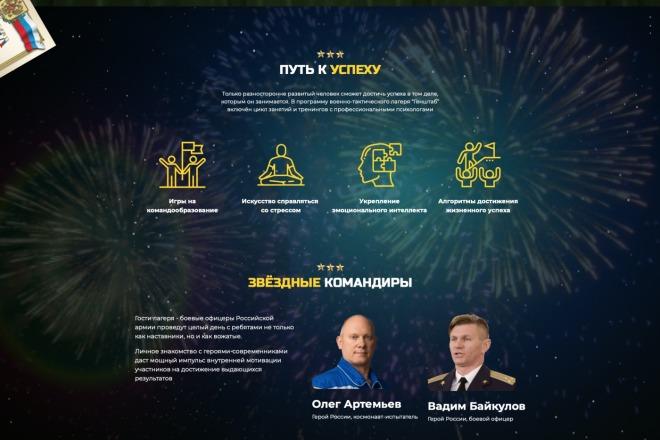Вёрстка сайтов по доступной цене 53 - kwork.ru