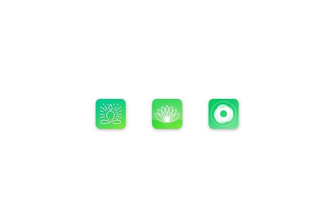 Создам 5 иконок в любом стиле, для лендинга, сайта или приложения 25 - kwork.ru