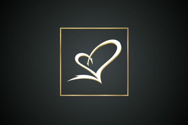 Логотип по образцу в векторе в максимальном качестве 91 - kwork.ru