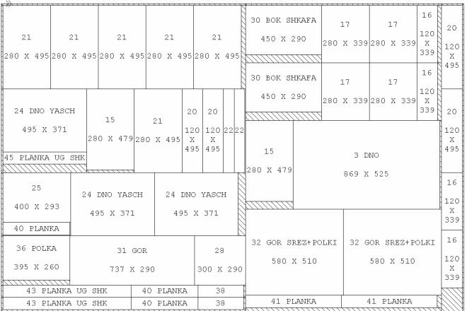 Разработаю конструкторскую документацию корпусной мебели 1 - kwork.ru