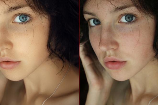 Обработка фото любой сложности 10 - kwork.ru