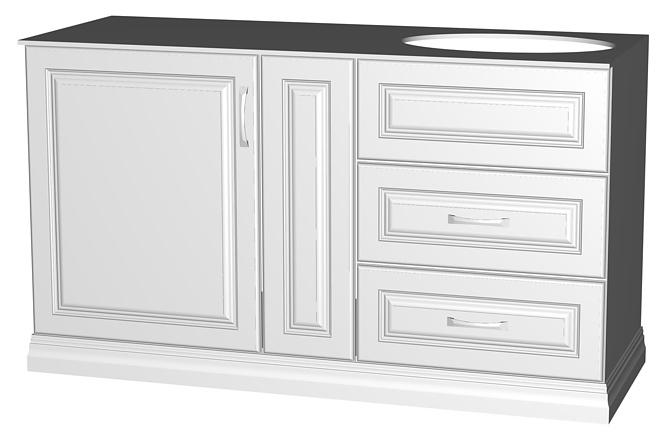 Визуализация мебели, предметная, в интерьере 24 - kwork.ru