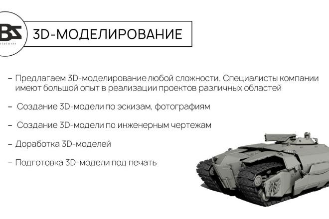 Красиво, стильно и оригинально оформлю презентацию 44 - kwork.ru