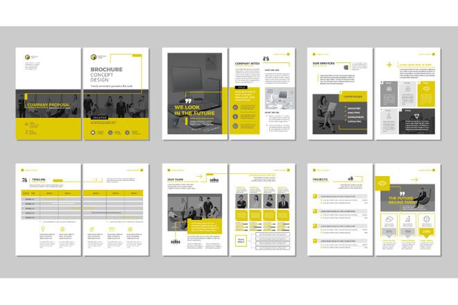 Создам буклет 3 - kwork.ru
