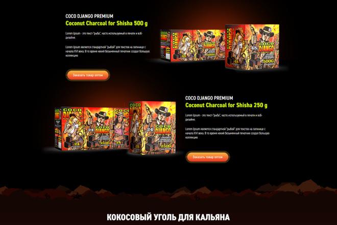 Любая верстка из PSD макетов 76 - kwork.ru