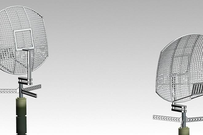 3D модели. Визуализация. Анимация 80 - kwork.ru