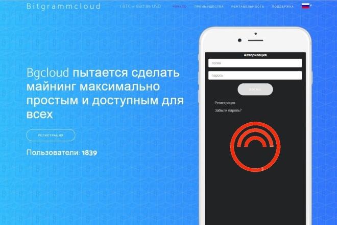 Доделаю html и сss код вашего сайта 21 - kwork.ru