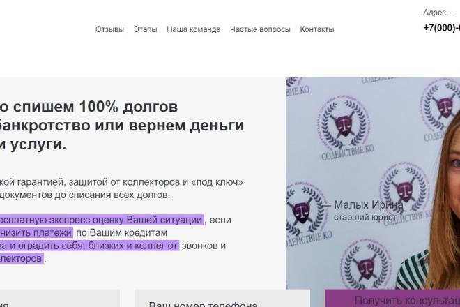 Делаю копии landing page 34 - kwork.ru