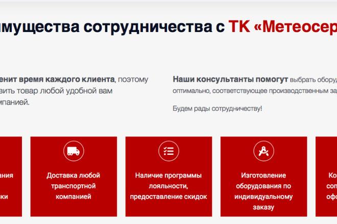Создам сайт под ключ на WordPress 13 - kwork.ru