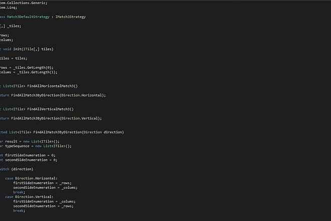 Напишу скрипт для Unity3D 1 - kwork.ru