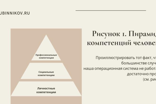 Стильный дизайн презентации 288 - kwork.ru