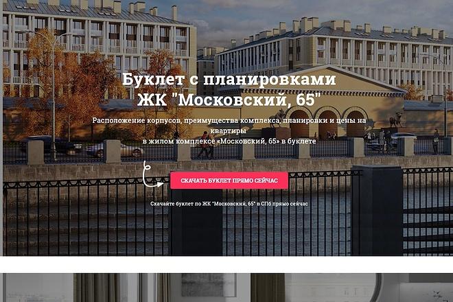Копирование Landing Page 28 - kwork.ru
