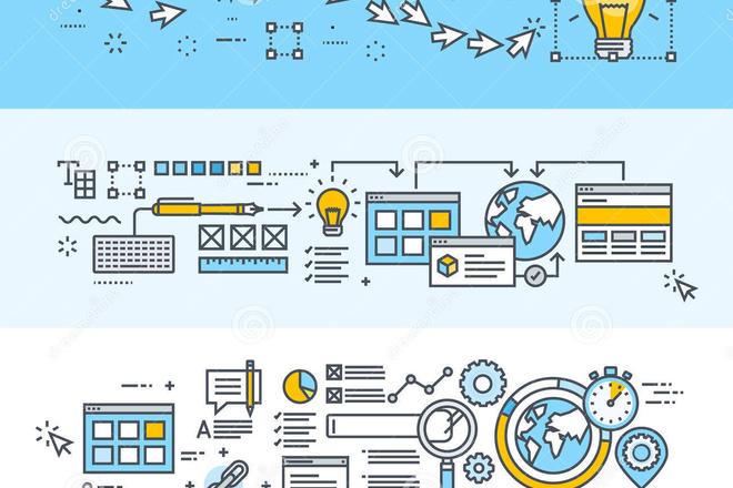 Более 10000 шаблонов для Web дизайнеров 7 - kwork.ru