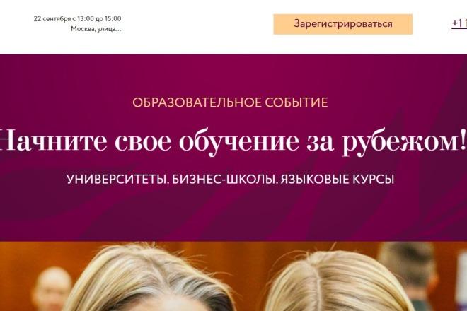 Делаю копии landing page 45 - kwork.ru