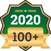 Успешно завершил более 100 заказов в 2020 году