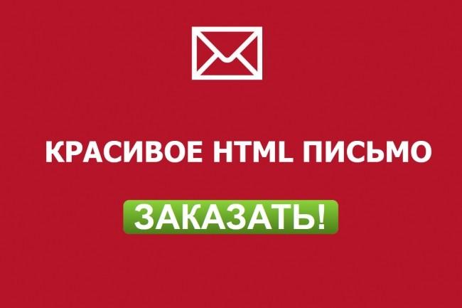 Создам HTML письмо