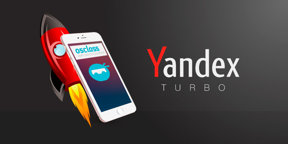 Osclass + Yandex Турбо-страницы