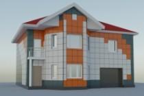 Выполню 3D модель и визуализацию в среде 70 - kwork.ru