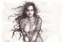 Нарисую портрет карандашом по фотографии 8 - kwork.ru