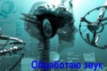 Отделю, очищу, обработаю звук 7 - kwork.ru