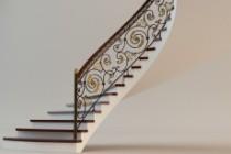 Сделаю 3d модель кованных лестниц, оград, перил, решеток, навесов 52 - kwork.ru