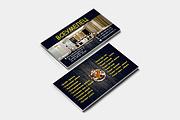Дизайн макет визитки 21 - kwork.ru