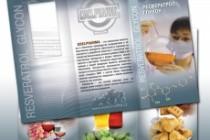 Рекламная листовка, флаер (А4, А5, А6, евро) 13 - kwork.ru