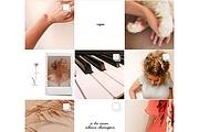 Обработаю фотографии для вашего блога Instagram 23 - kwork.ru